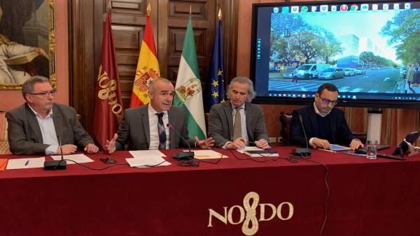 Ayuntamiento de Sevilla y Moraval firman el contrato para una residencia de estu