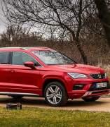 Seat Ateca presenta sus nuevos motores diésel y gasolina