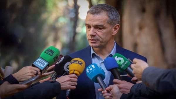 Cantó afirma que no hi haurà pacte amb el PSPV després de les eleccions