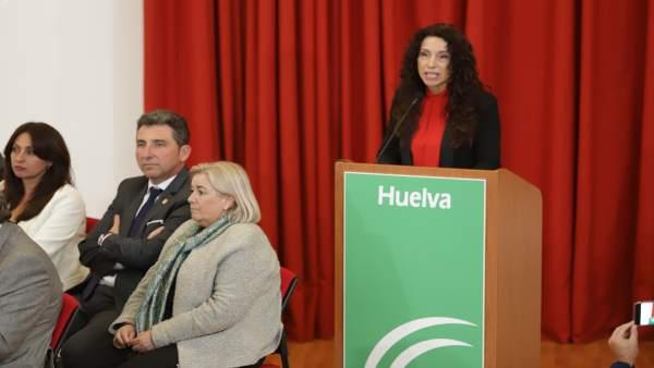Huelva.-Ruiz apela al coraje y lucha colectiva para 'conquistar' la Andalucía 's