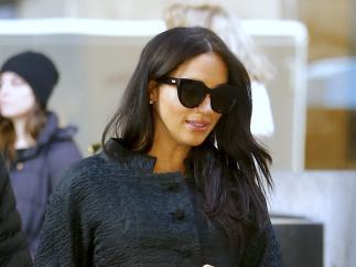 Meghan Markle, duquesa de Sussex, Nueva York