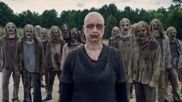 El último capítulo de \'The Walking Dead\' fue el menos visto de toda ...