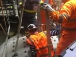 Flacema y FYM HeidelbergCement organizan un simulacro de emergencias en la Fábri