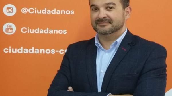 El diputado nacional de Ciudadanos por Córdoba, Marcial Gómez Balsera