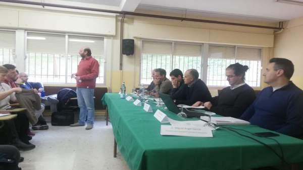 Jaén.- Un centenar de jóvenes de Cazorla participan en un encuentro sobre empren
