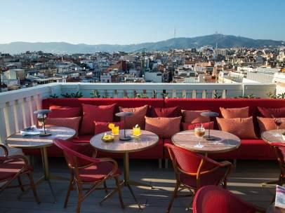 Hotel Vincci Mae en Barcelona.