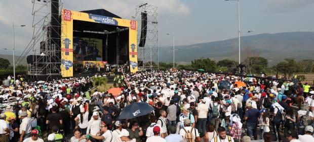 Concierto en Venezuela
