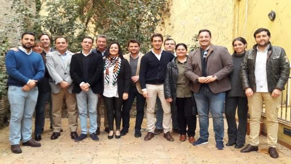 [Sevilla] Np Y Foto. El Pp De Sevilla Elige Al Comité De Campaña Para Las Próxim