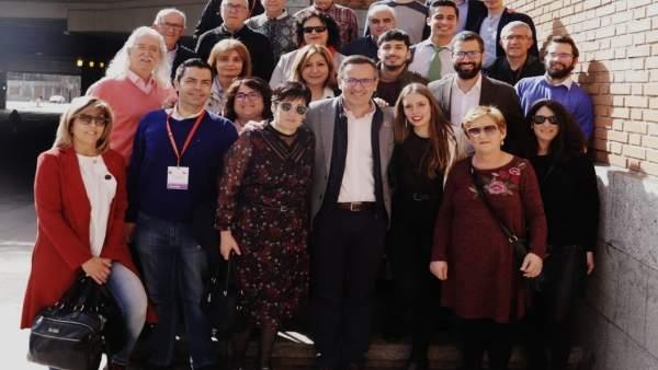 Conesa (PSOE): 'En cuatro semanas nos jugamos el futuro de España, de la Región