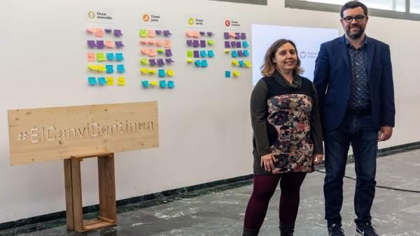 El programa electoral de MÉS per Palma incluye un trambus y límites a los crucer