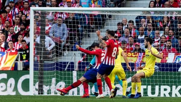 Morata ya ejerce de goleador para el Atlético 32c5ae16c