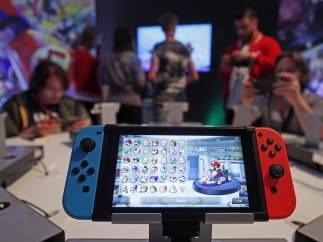 2. Nintendo Switch