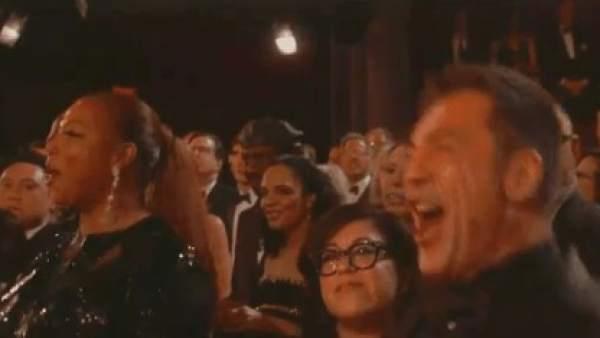 Javier Bardem en los Óscar
