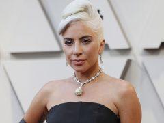 Lady Gaga luce como una joya