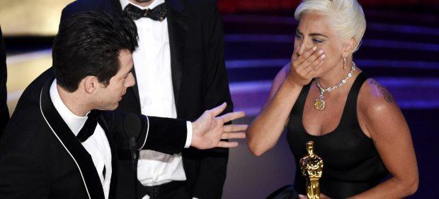 Lady Gaga, Oscar a la mejor canción