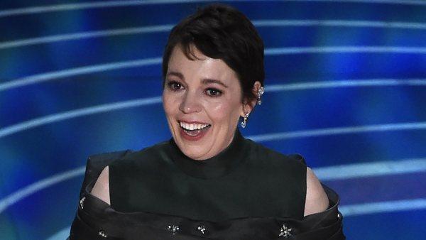 Colman, Oscar a la mejor actriz