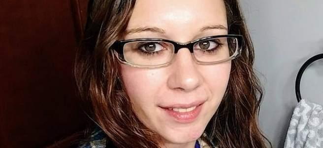 Aubrianne Moore, la madre que asesinó a sus tres hijas y se suicidó.