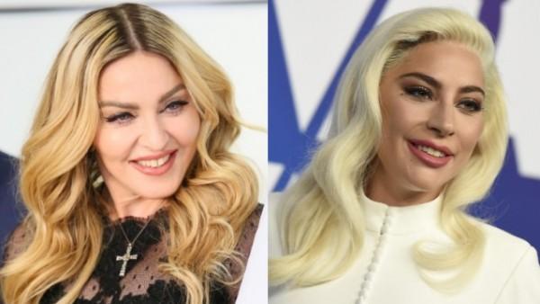 Madonna y Lady Gaga
