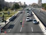 Instalación semáforos A-5