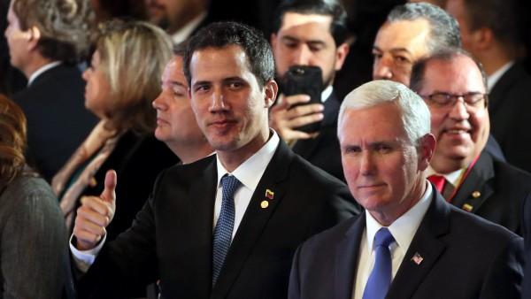 El régimen de Maduro inhabilita a Juan Guaidó