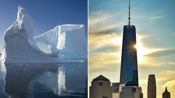 La Antártida, a punto de perder un bloque del tamaño del doble de Nueva York