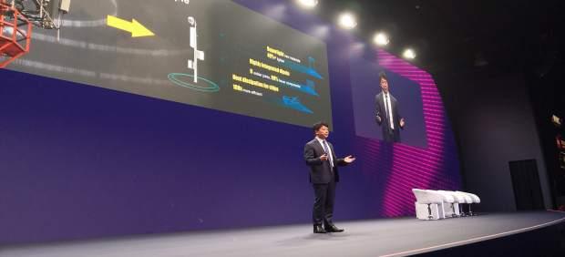 Ping (Huawei) asegura que Estados Unidos 'no tiene pruebas' para acusarles