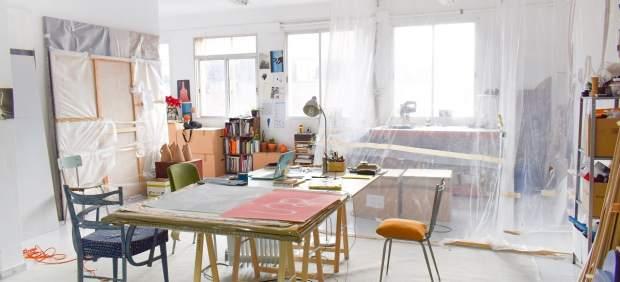 Uno de los estudios que han participado en la sexta edición del Open Studio.