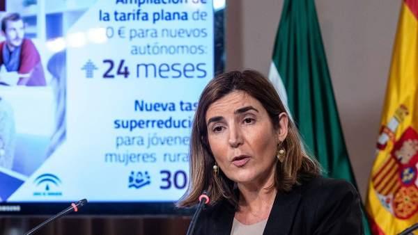 Tarifa plana autónomos en Andalucía
