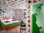 Bratwurst Hotel, el hotel temático dedicado a las salchichas