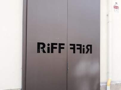 Puerta del Riff