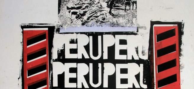 Herbert Rodríguez. Perú Perú, 1987