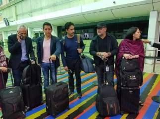 Equipo de Univisión deportado de Venezuela