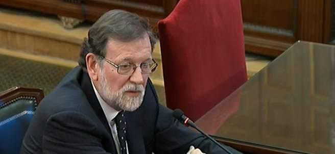 Rajoy declara en el Supremo