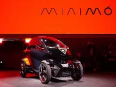 Minimó: así es el revolucionario coche eléctrico de Seat