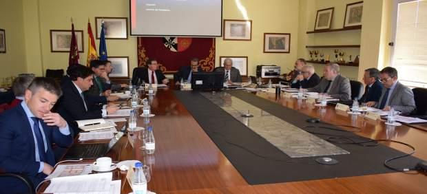 Reunión del Consejo Social de la UCLM, que aprueba el grado de Turismo