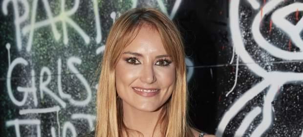 La modelo Alba Carrillo en una imagen reciente.