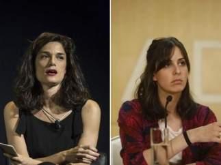 Clara Serra, Rita Maestre y Marta Higueras