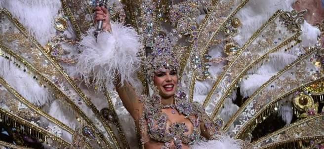 Reina del carnaval de Tenerife 2019