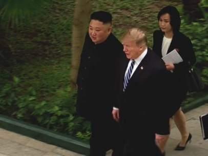 Segunda cumbre entre Trump y Kim