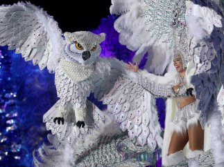 La fantasía 'La Bruja Blanca'