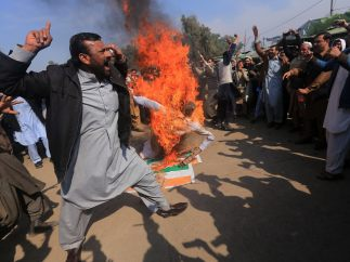 Tensión entre India y Pakistán