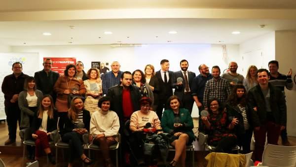 A Toda Vela premia a 15 entidades con el galardón \'Empresa Inclusiva ...