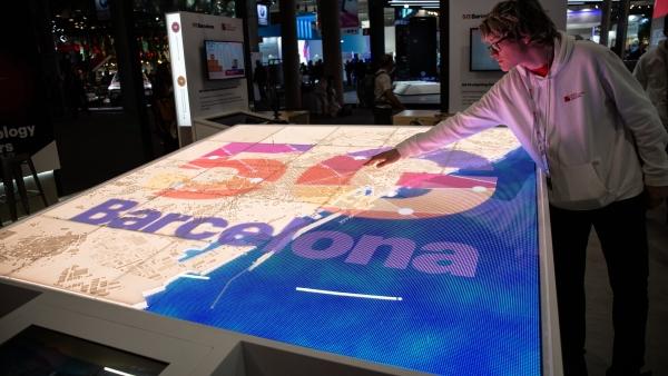 Proyectos de 5G en Barcelona
