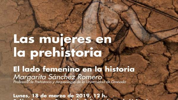 Sevilla.- Conferencia en Valencina sobre 'las mujeres en la Prehistoria' con mot