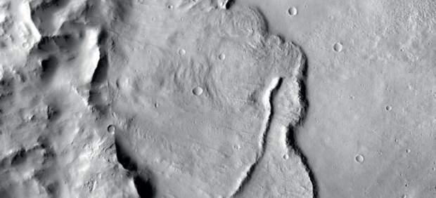 Primera evidencia geológica de un sistema global de acuíferos en Marte