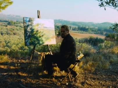 Willem Dafoe recrea a un Van Gogh obsesionado con la eternidad.