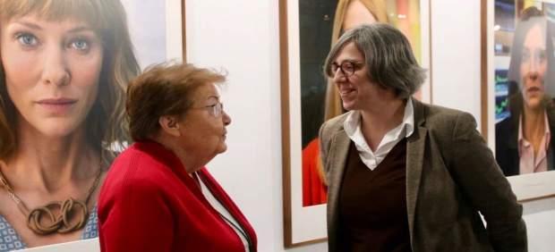 La consejera de Cultura, Leire Iglesias, visita ARCO