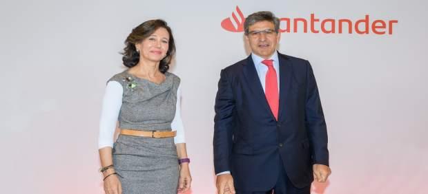 Presentación de resultados 2018 de Santander