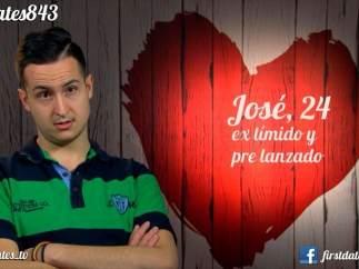 José. en 'First dates'.