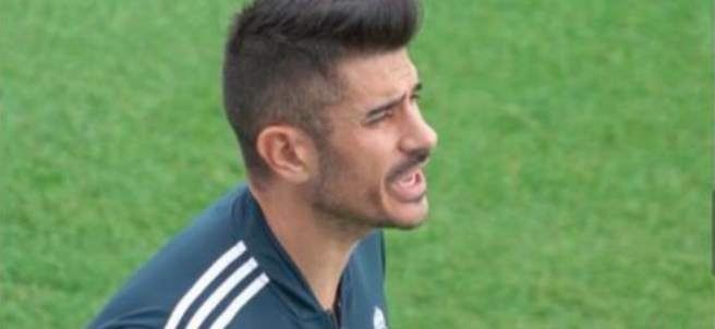 Álvaro Benito, despedido del Real Madrid